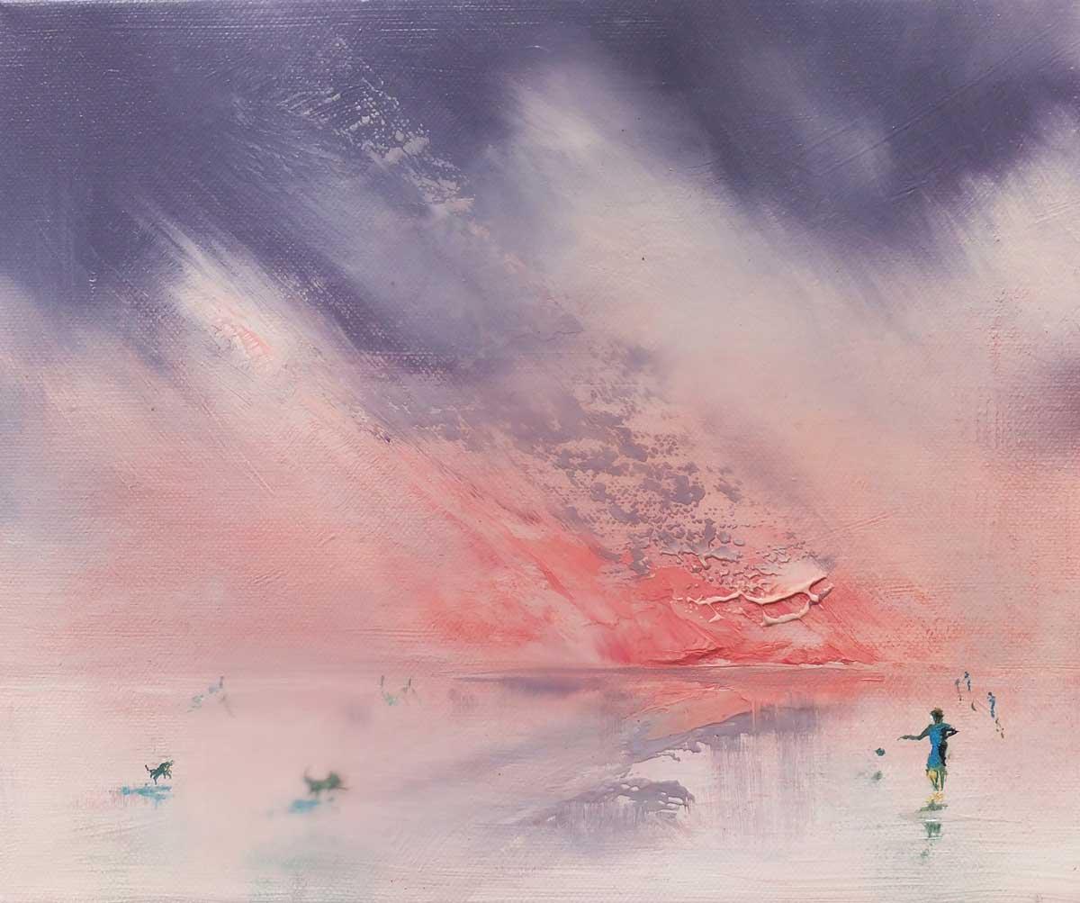 Evening Tide by Elizabeth Williams