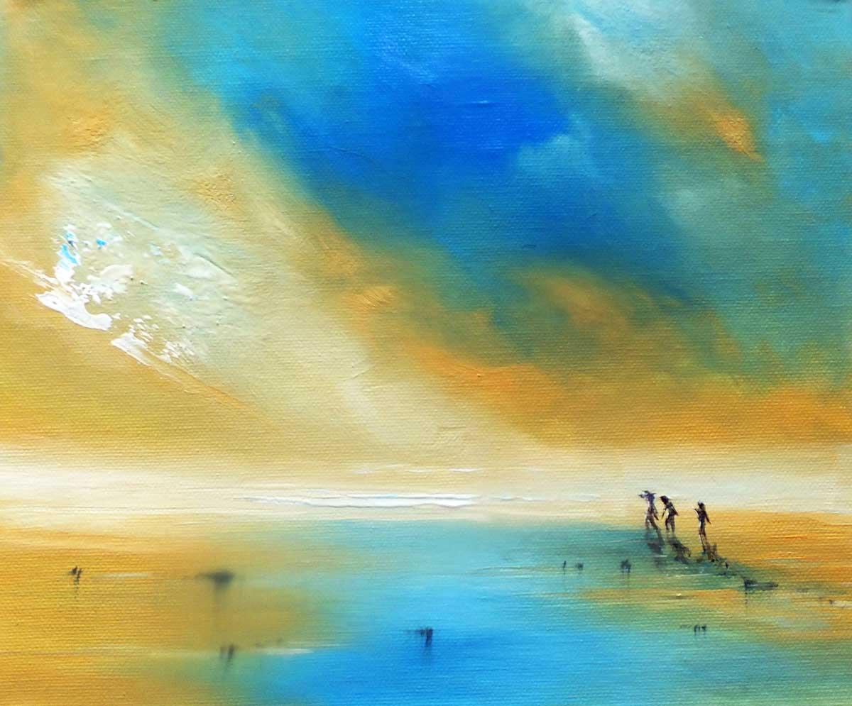 Summer Memories by Elizabeth Williams