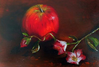 Apple Blossom by Elizabeth Williams