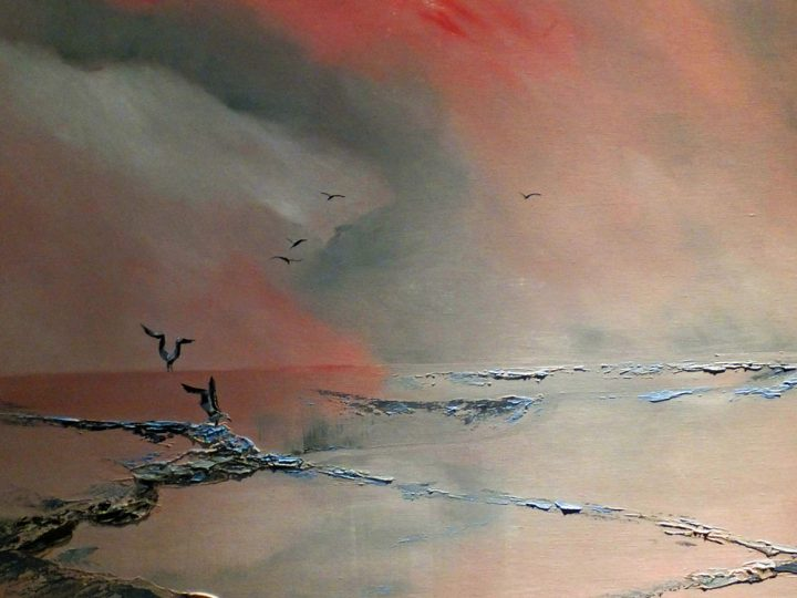 Taking Terns - Artist Elizabeth Williams