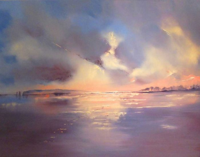 seascape paintings on canvas seascape collection dorset based oil painter elizabeth williams